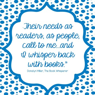 Book Study - Whisper Quote