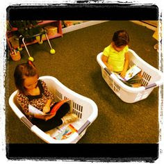 book tub reading