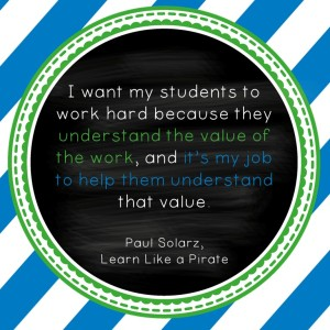 Learn Like a Pirate Quote