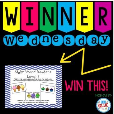 Winner Wednesday - July 1