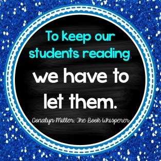 Donalyn Miller Quote
