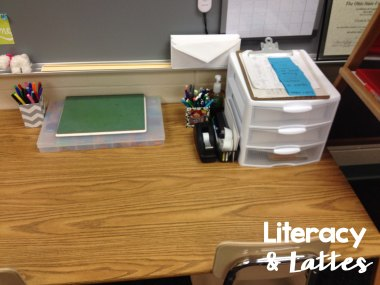Reading Recovery Table