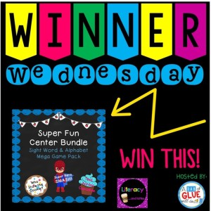 Winner Wednesday - August
