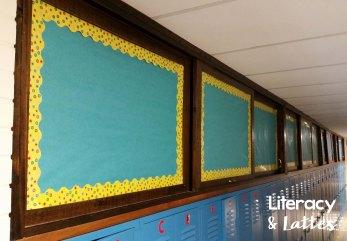 Small Hallway Bulletin Boards