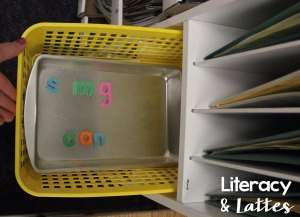 Student Book Baskets