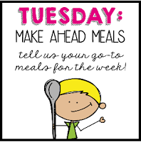 tuesday meals