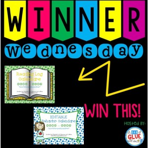 Winner Wednesday - September