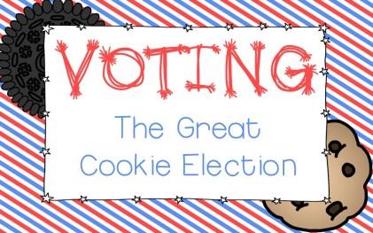 Cookie Election Header