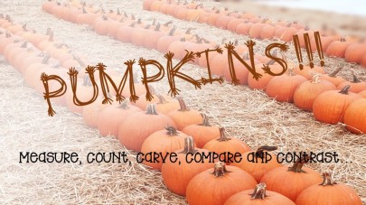 Pumpkin header