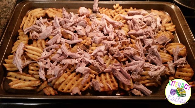 add pork