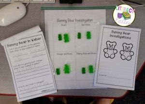 Gummy Bear lab results