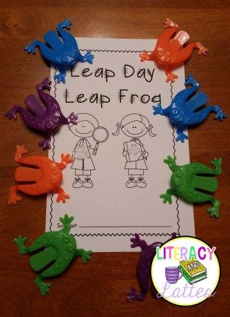 leap frog measurement cover