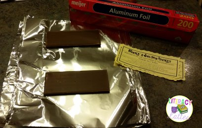 chocolate bar prep