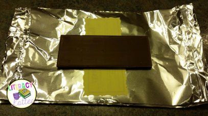 wrap with golden ticket