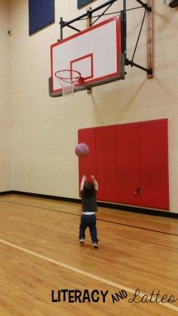 Benjamin basketball