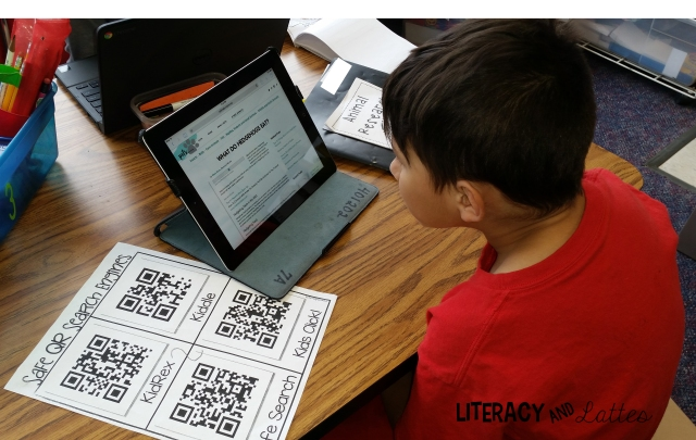 safe search qr codes