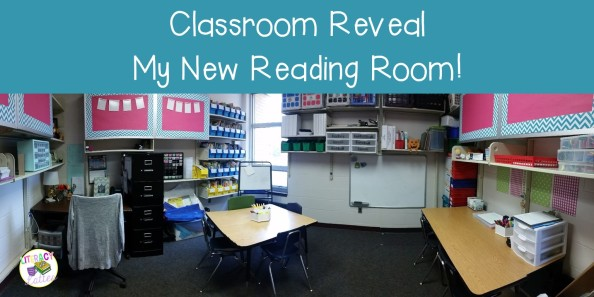 Classroom Reveal Header