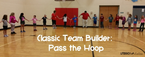 Pass the Hoop