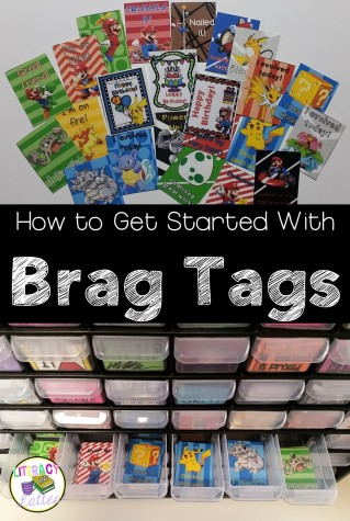 How to get started with brag tags